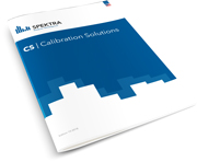 Calibration Solutions Katalog, SPEKTRA